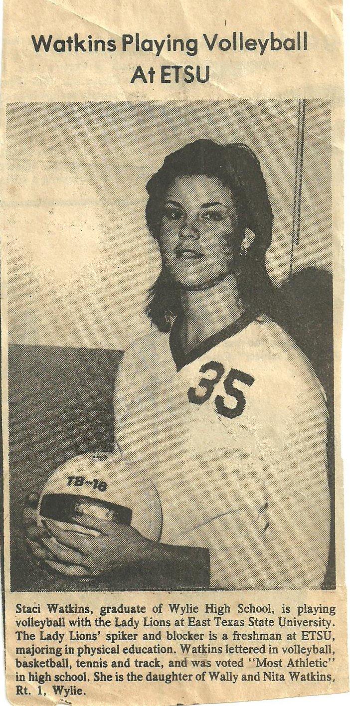Stacie Watkins Sherman
